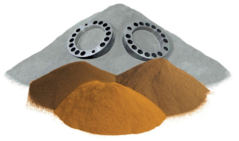 metal powders for pressing pm parts