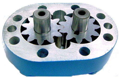 powder metal pump gears