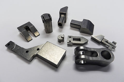 stainless steel parts made with powder metal